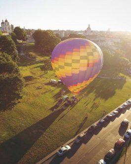 Skrydis oro balionu
